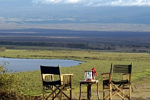 amboseli by air
